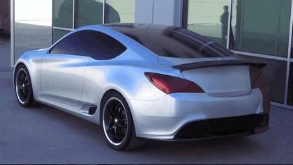 2008 Hyundai Genesis Coupe 30