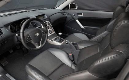 2008 Hyundai Genesis Coupe 31