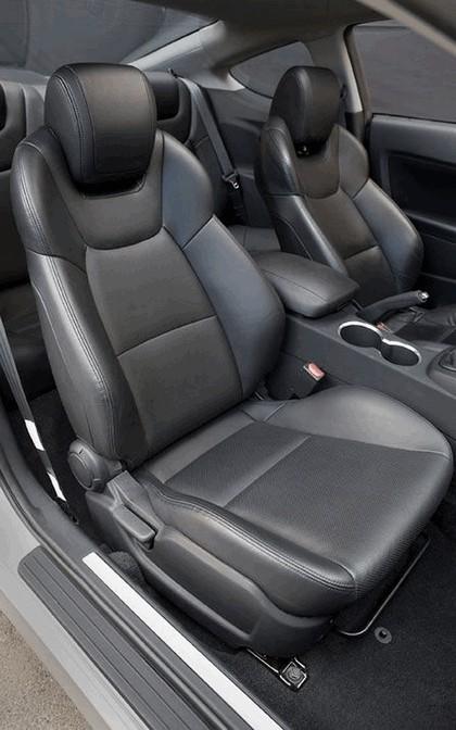 2008 Hyundai Genesis Coupe 35