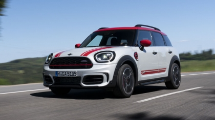 2021 Mini John Cooper Works Countryman 6