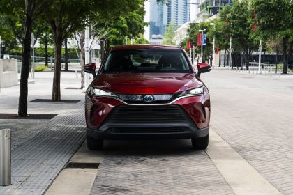 2021 Toyota Venza LE 4