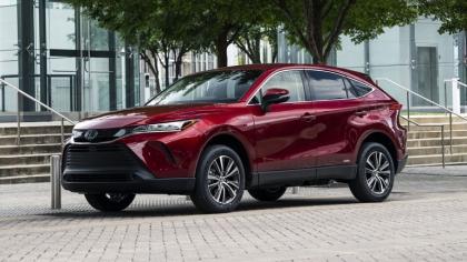 2021 Toyota Venza LE 6