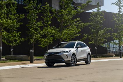 2021 Toyota Venza XLE 1