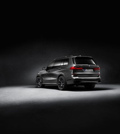 2021 BMW X7 ( G07 ) Dark Shadow Edition 3