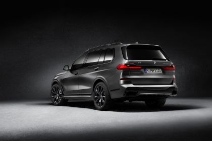 2021 BMW X7 ( G07 ) Dark Shadow Edition 9