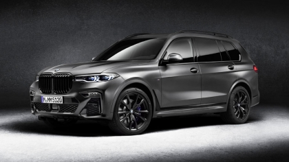 2021 BMW X7 ( G07 ) Dark Shadow Edition 4