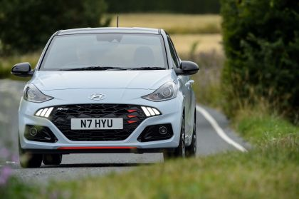 2020 Hyundai i10 N Line - UK version 22
