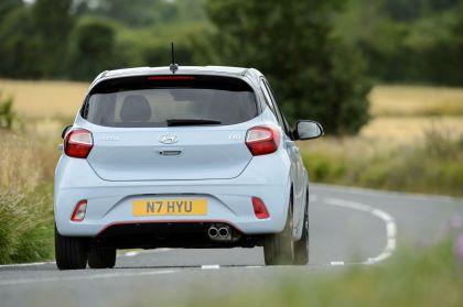 2020 Hyundai i10 N Line - UK version 25