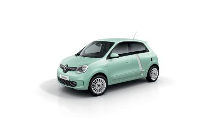 2021 Renault Twingo Electric Vibes limited edition 10