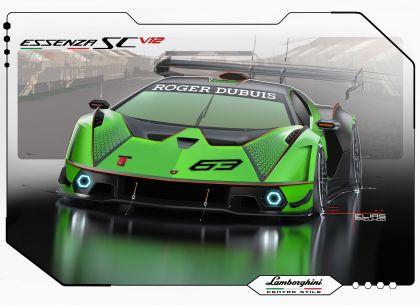 2021 Lamborghini Essenza SCV12 24
