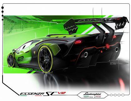 2021 Lamborghini Essenza SCV12 25