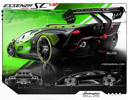 2021 Lamborghini Essenza SCV12 26