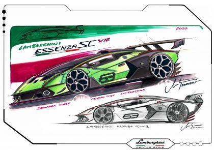 2021 Lamborghini Essenza SCV12 27