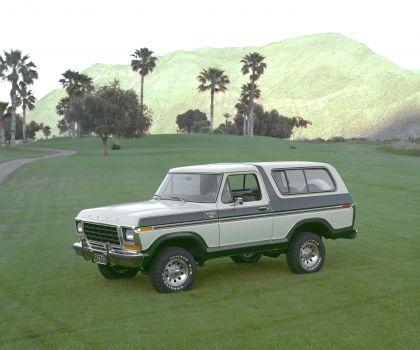1979 Ford Bronco Ranger XLT 1