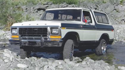 1979 Ford Bronco Ranger XLT 6