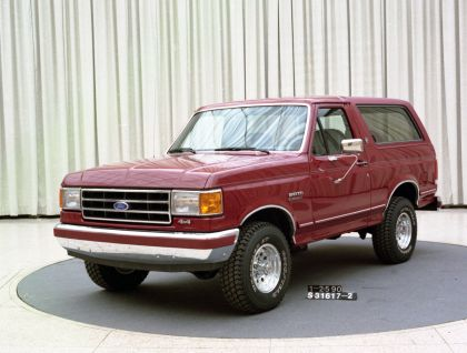 1992 Ford Bronco 1