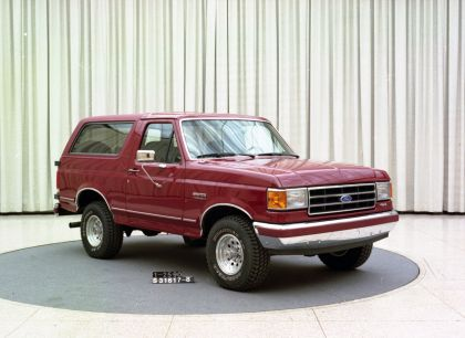 1992 Ford Bronco 4