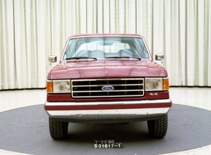 1992 Ford Bronco 7
