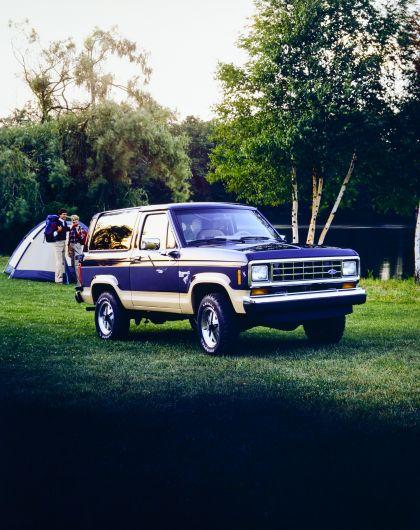 1986 Ford Bronco II 1
