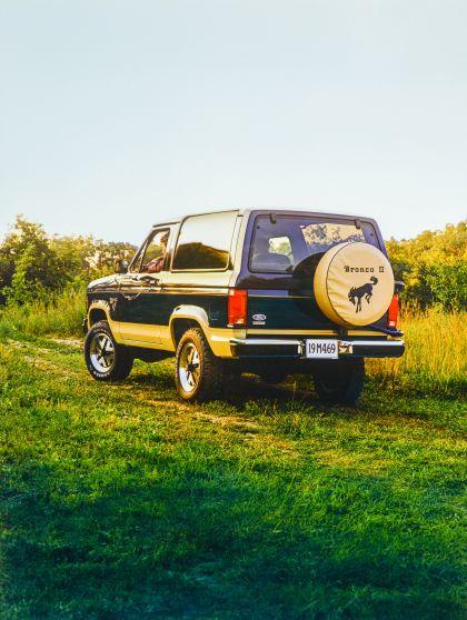1986 Ford Bronco II 2