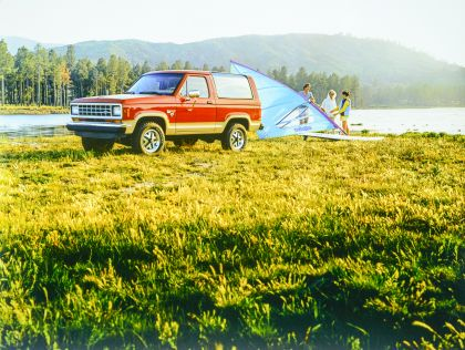 1986 Ford Bronco II 4