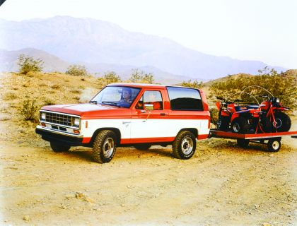 1986 Ford Bronco II 5