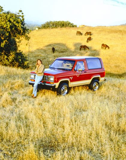 1986 Ford Bronco II 9