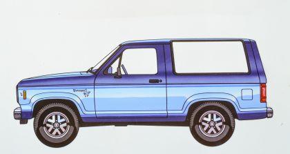 1986 Ford Bronco II 11