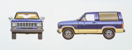1986 Ford Bronco II 12