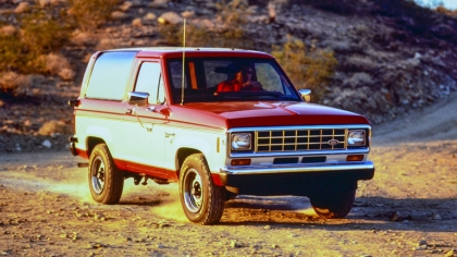 1986 Ford Bronco II 8