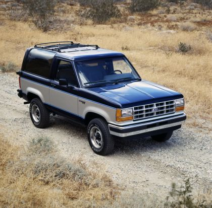 1989 Ford Bronco II 3