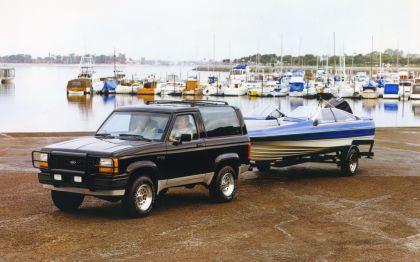 1989 Ford Bronco II 4
