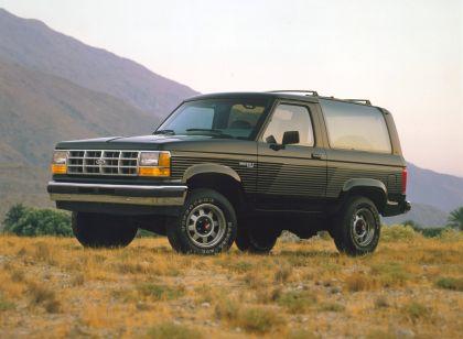 1989 Ford Bronco II 5