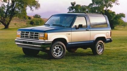 1989 Ford Bronco II 2