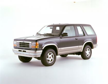 1990 Ford Bronco II 1