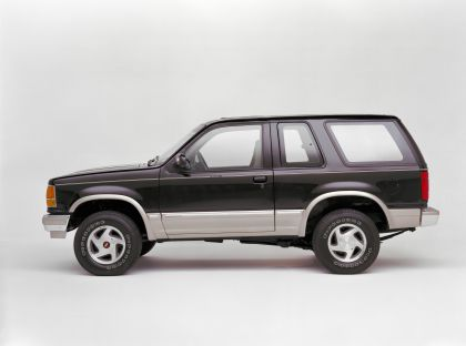 1990 Ford Bronco II 2