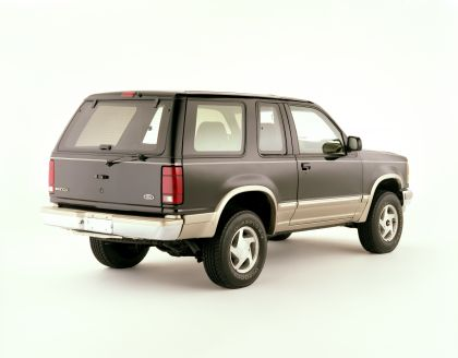 1990 Ford Bronco II 3