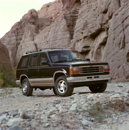 1990 Ford Bronco II 4