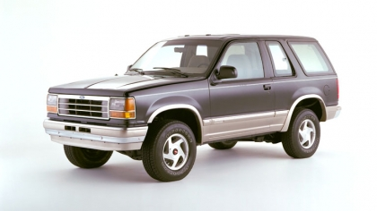 1990 Ford Bronco II 8