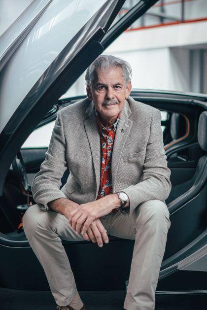 2022 Gordon Murray Automotive T.50 31