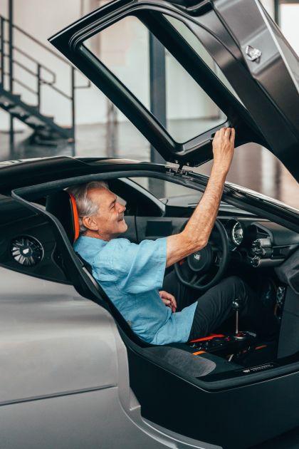2022 Gordon Murray Automotive T.50 34