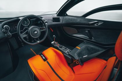 2022 Gordon Murray Automotive T.50 38