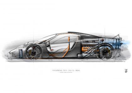 2022 Gordon Murray Automotive T.50 52