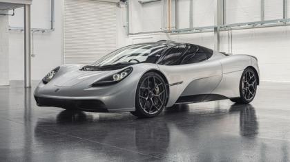 2022 Gordon Murray Automotive T.50 1