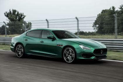 2021 Maserati Quattroporte Trofeo 12