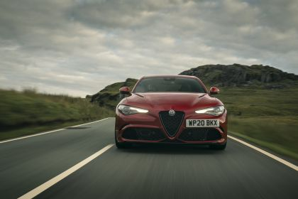 2020 Alfa Romeo Giulia Quadrifoglio - UK version 5