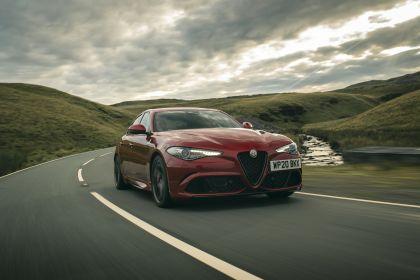 2020 Alfa Romeo Giulia Quadrifoglio - UK version 7