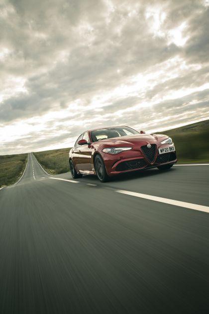 2020 Alfa Romeo Giulia Quadrifoglio - UK version 16