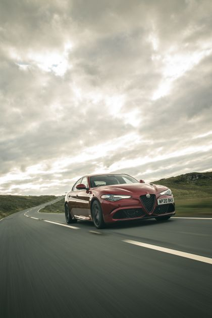 2020 Alfa Romeo Giulia Quadrifoglio - UK version 18