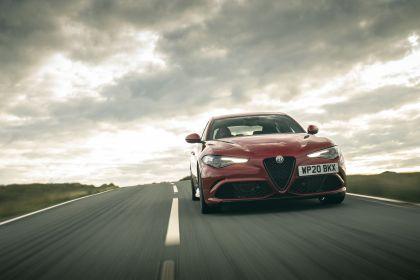 2020 Alfa Romeo Giulia Quadrifoglio - UK version 19